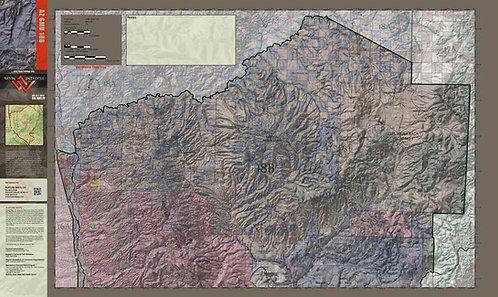 Arizona Hunt Unit 18B Map & App Package