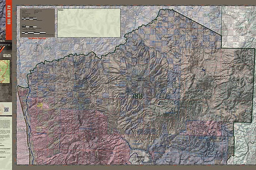 Arizona Hunt Unit 18B Map & App Package