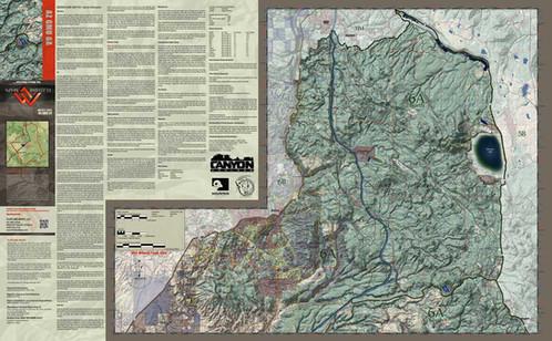 Unit 6a Arizona Map.Arizona Hunt Unit 6a Map