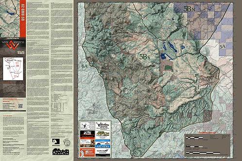 Arizona Hunt Unit 5B Map