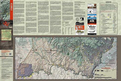 Arizona Hunt Unit 8 Map