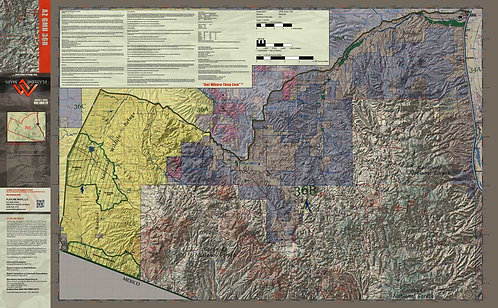 Arizona Hunt Unit 36B Map