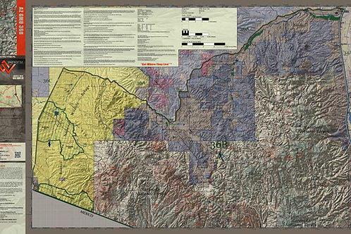 Arizona Hunt Unit 36B Map