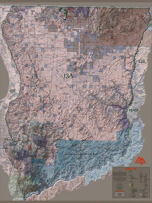 Arizona Hunt Unit 13A Mobile App