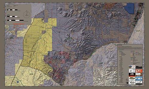 Arizona Hunt Unit 36A Map