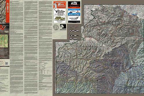 Arizona Hunt Unit 27 Map & App Package