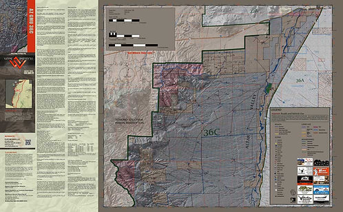Arizona Hunt Unit 36C Map & App Package