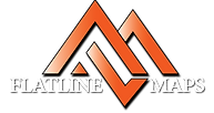 Flatline Maps Logo