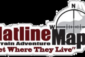 Flatline Maps Logo Decal