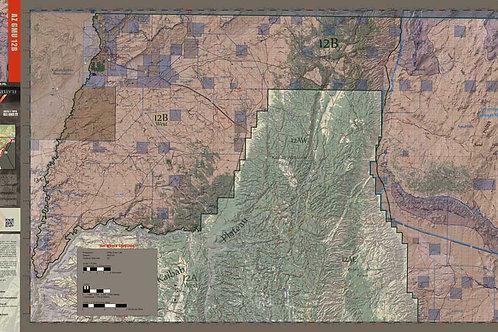 Arizona Hunt Unit 12B Map & App Package
