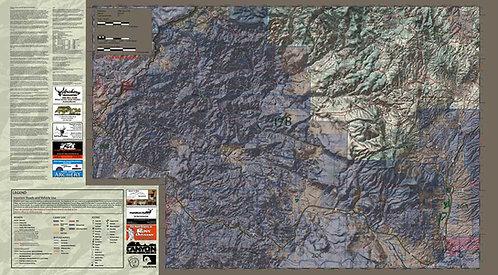 Arizona Hunt Unit 17B Map