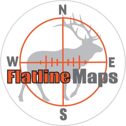 Flatline Maps Crosshair Decal