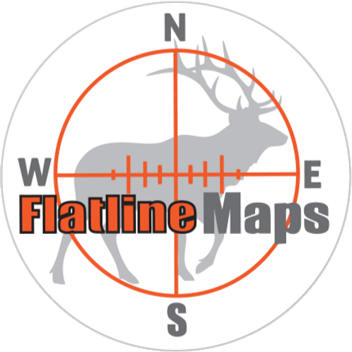 Flatline Maps Crosshair Decal