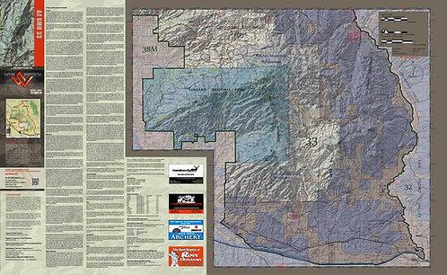 Arizona Hunt Unit 33 Map & App Package