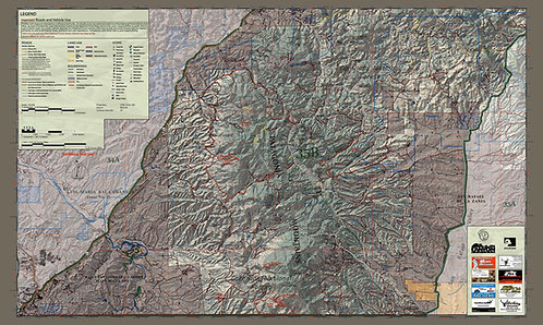 Arizona Hunt Unit 35B Map