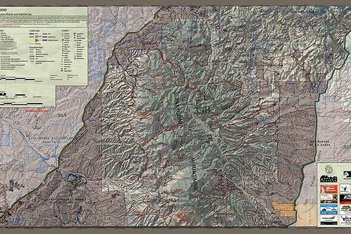Arizona Hunt Unit 35B Map