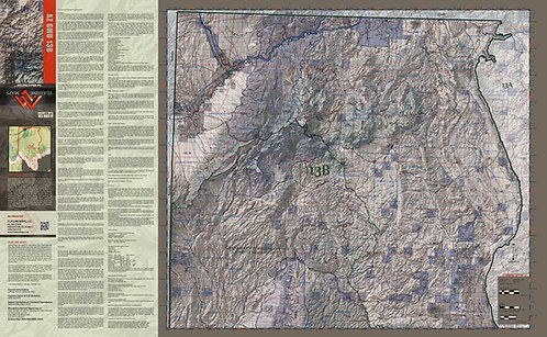 Arizona Hunt Unit 13B Map & App Package
