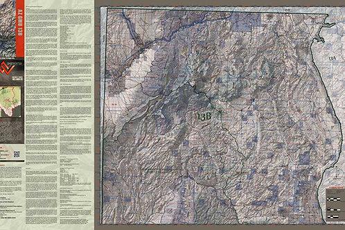 Arizona Hunt Unit 13B Map & App Package