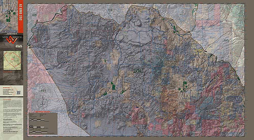 Arizona Hunt Unit 20C Map & App Package