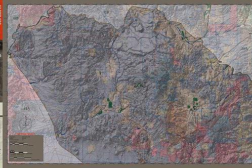 Arizona Hunt Unit 20C Map