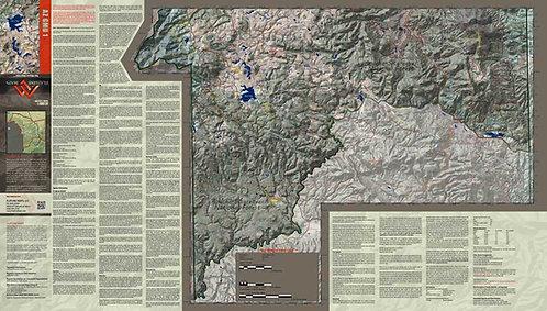 Arizona Hunt Unit 1 Map & App Package