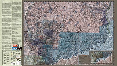 Arizona Hunt Unit 13A Map