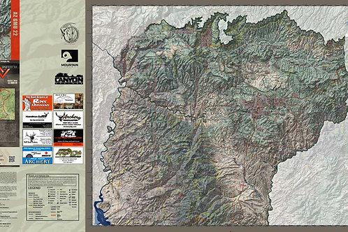 Arizona Hunt Unit 22 Map