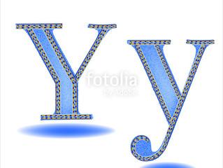 Новое задание! Почему английскую букву Y называют хамелеоном?