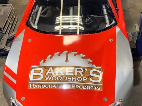 Gary Patnode ready to race