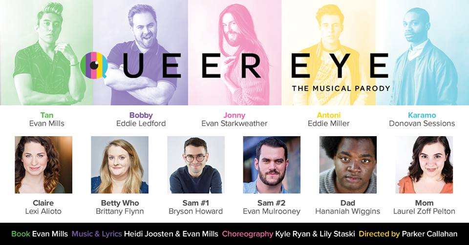 Queer Eye: The Musical Parody