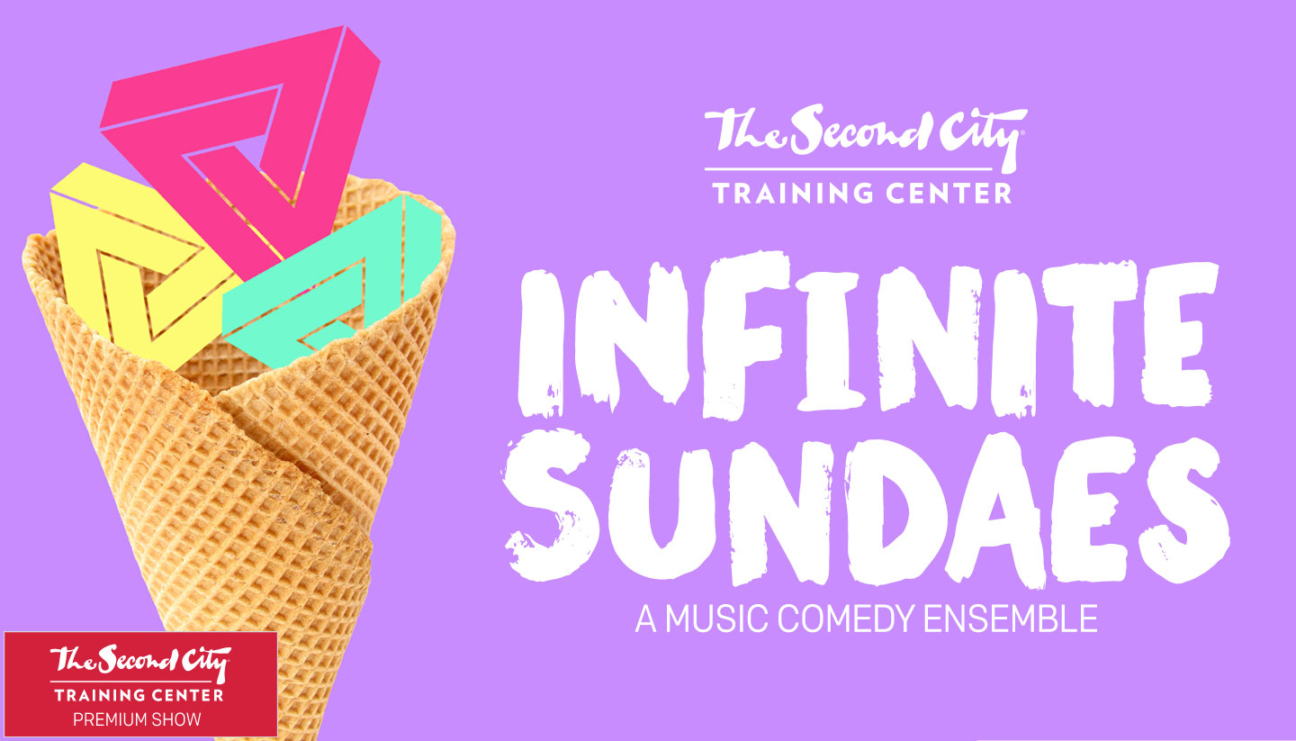 infinite sundaes label