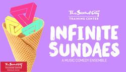 infinite sundaes label