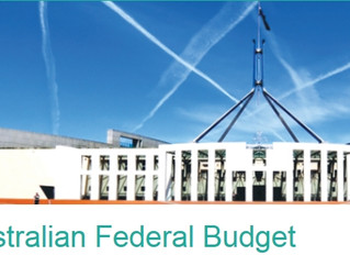 The 2017-18 Australian Federal Budget