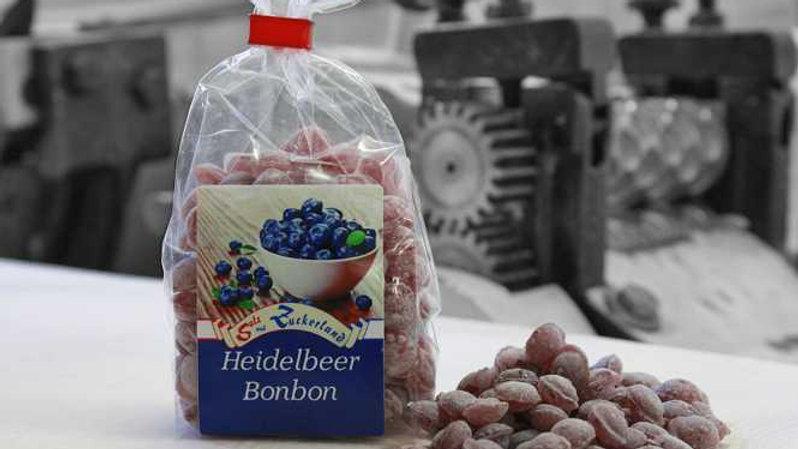 Heidelbeer Bonbon