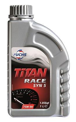 TITAN RACE SYN5 75W 90 1L