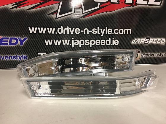 S14a Silvia bumper lights