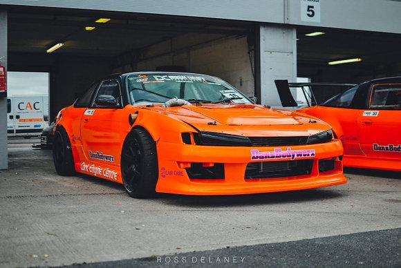 S14a Vx Front Bumper