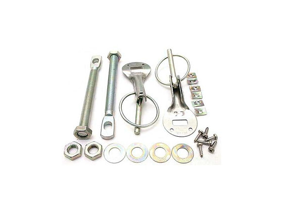 Stainless Steel Bonnet Pins
