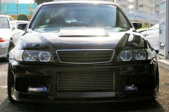 JZX100 Chaser Front Bumper