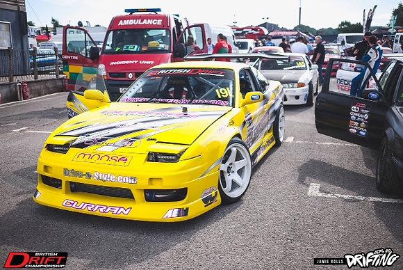 S13 180SX BN Front Bumper