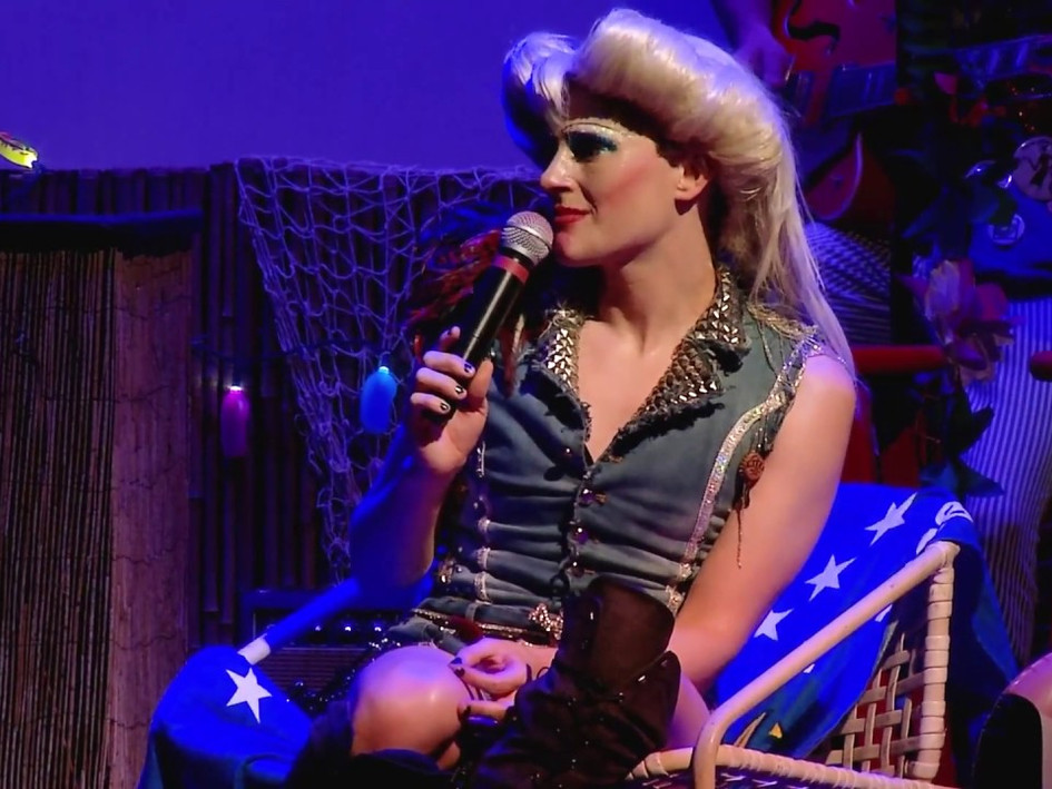 """""""Wig in a Box"""" from Hedwig and the Angry Inch"""