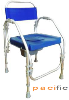 Cadeira banho Fixa