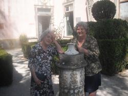 Jardins do Palacio Marques Pombal