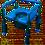 Thumbnail: Cadeira banho Fixa