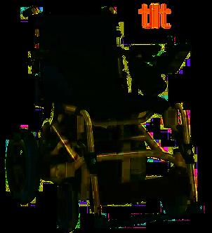 Cadeira Elétrica 'TILT'