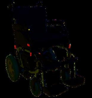 Cadeira Elétrica Azteca