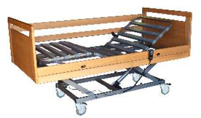 Cama Articulada Elevar