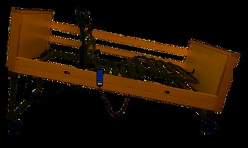 Cama Articulada Elétrica Completa Elevar/Inclinar