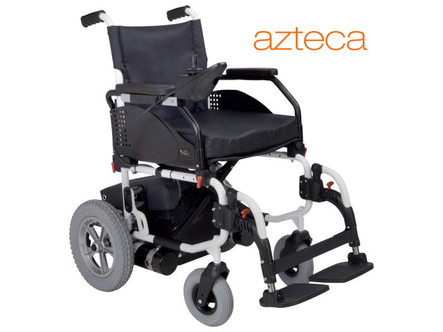 Cadeira Elétrica 'Azteca'