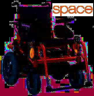 Cadeira Elétrica 'SPACE'